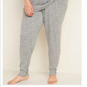 💕NEW💕 Cozy Plush-Knit  Jogger Sweatpants